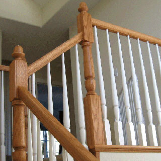 griffith stairs handrails
